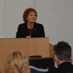 Marit Nybakk, visepresident i Stortinget og kommende president i Nordisk Råd, varsler vedtak om alkolås for yrkessjåfører i det nordiske land.
