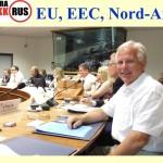 Bjarne Eikefjord, EU-Kommisjonen, 01.07.2013