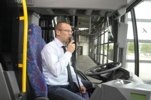 Alkolås i buss